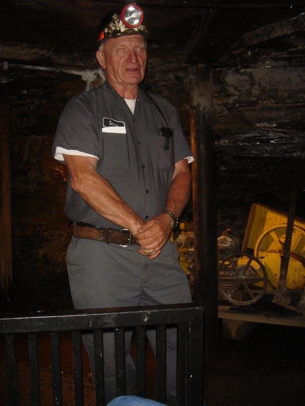 exploding coal mines