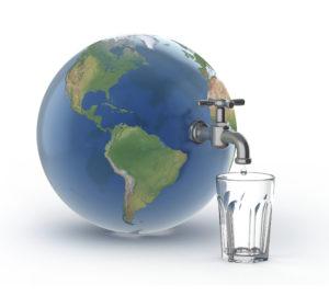 water globe
