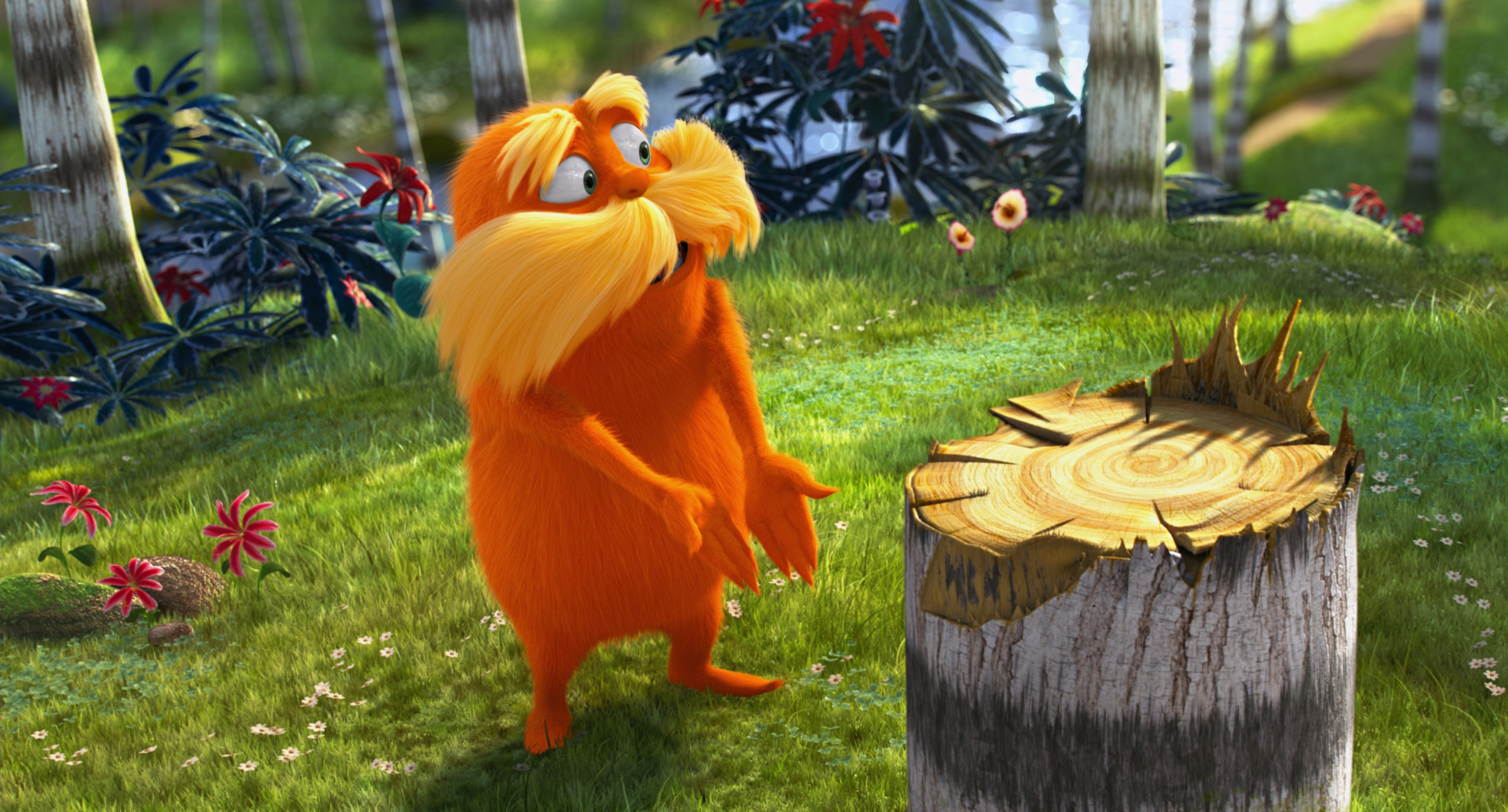 how good are your kids at saving energy big green purse film title dr seuss the lorax