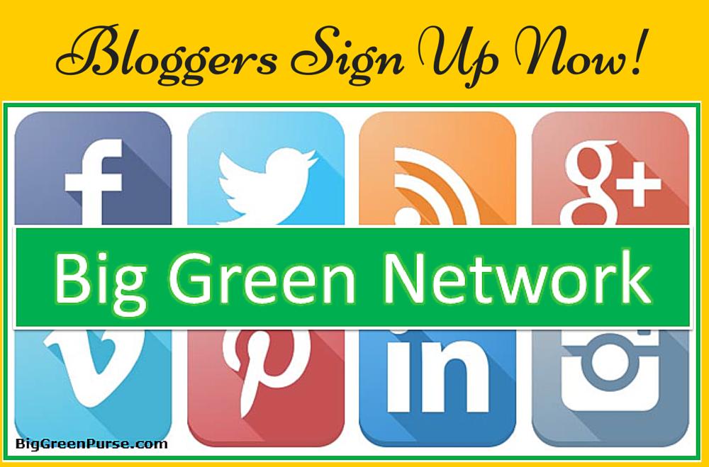 Green Blogging Network
