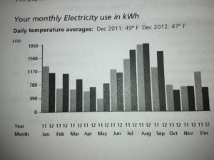 electricity bill 2012