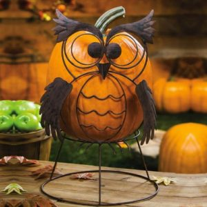 Green Halloween Decorations