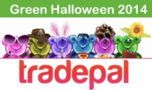 green halloween costume swap