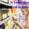 real olive oil
