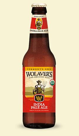 organic beer Wolavers
