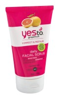 Yes to Grapefruit formulations blend fruit acids with other natural ingredients.