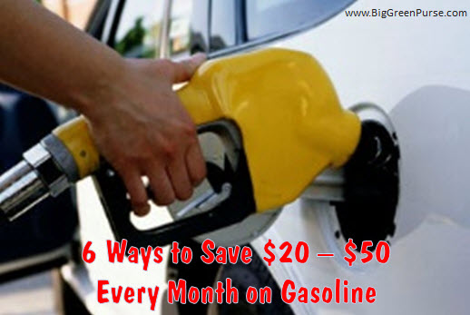 save on gas blog