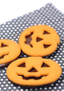 holloween cookies