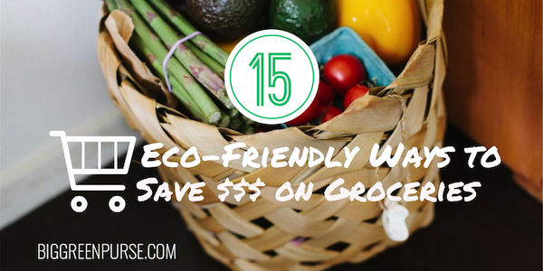 15 ways to save on groceries