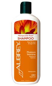 Aubrey Organics non-toxic shampoo