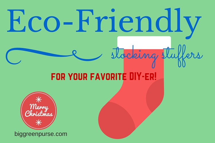 eco stocking stuffers