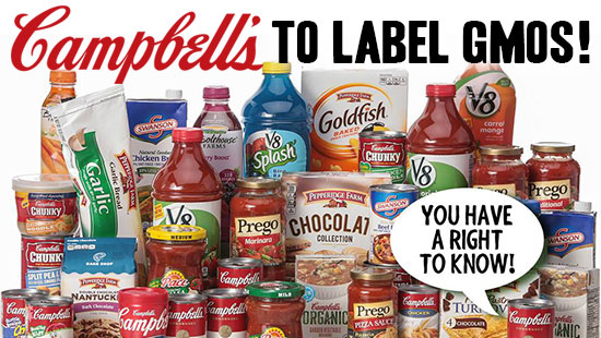 Campbells GMOs Labeling