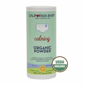 non-toxic talc-free baby powder