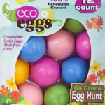 eco Easter eggs