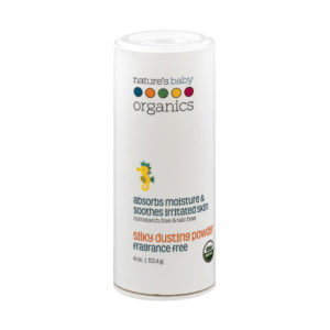 Nature S Baby Organics Powder
