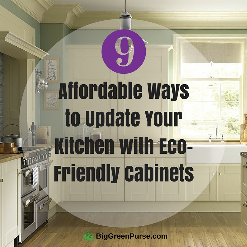 9 Affordable Ways to Update Your Kitchen with Eco-Friendly ...