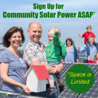 community solar power