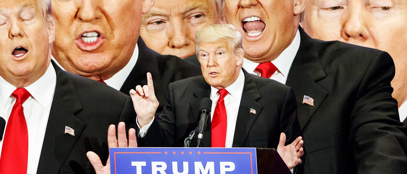Trump against climate change