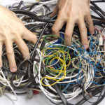 recycle cables and wires