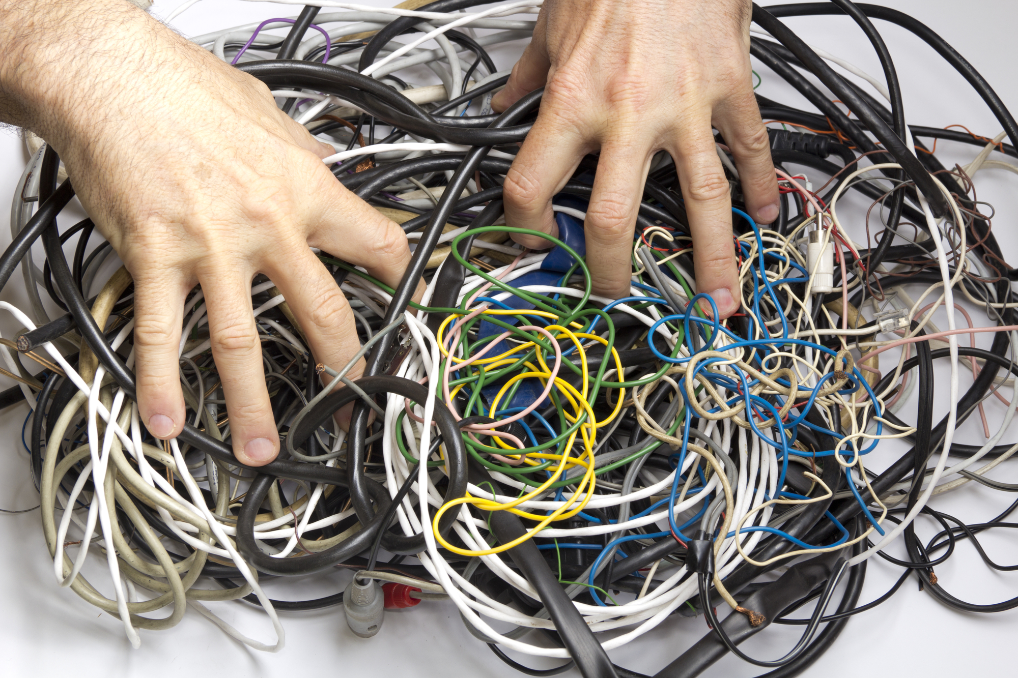 Recycle Old Wires and Cables; They\'re Worth a Lot of $$! - Big ...