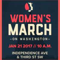 womens march logo