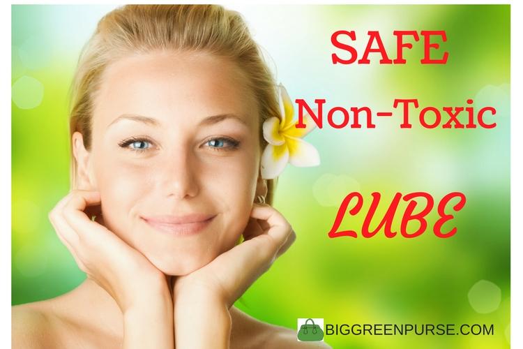 safe non-toxic lube