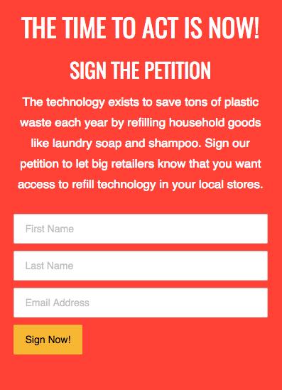 eliminate plastic pollution