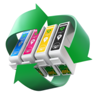 best ways to recycle ink cartridges