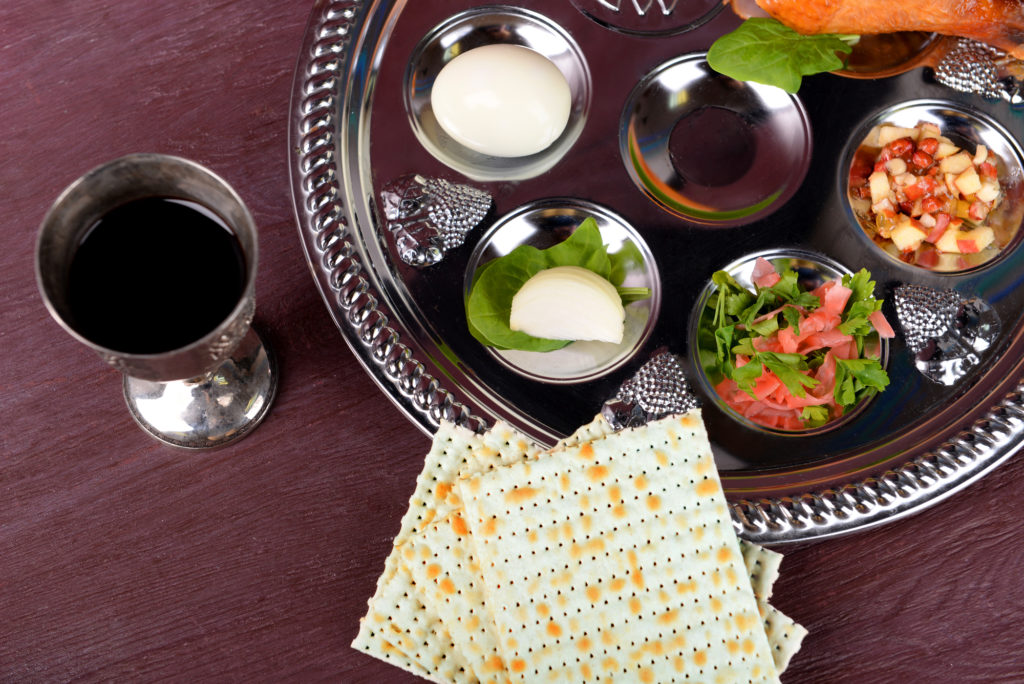 sustainable passover seder