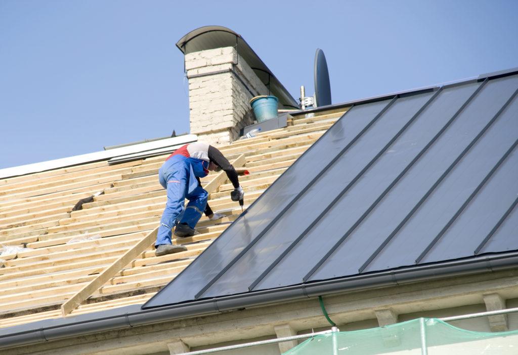 Elegant Eco Friendly Roof Options