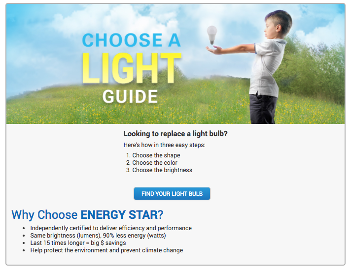energy star certified LEDs