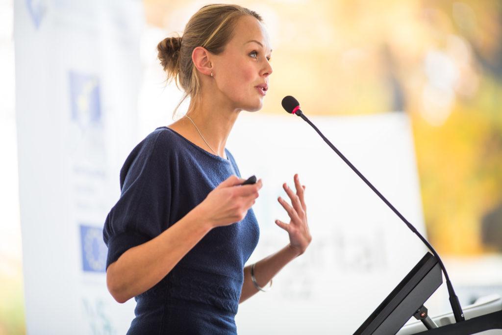 Environmental Speaking Career