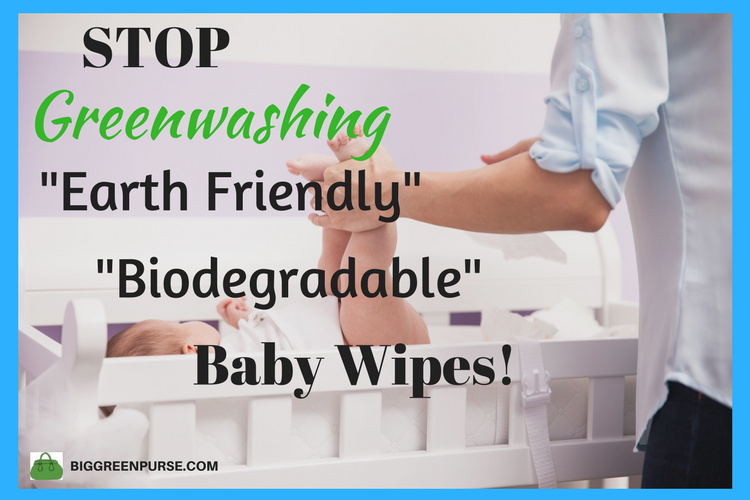 earth friendly biodegradable baby wipes