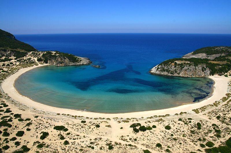 Greek Beach Ecotourism